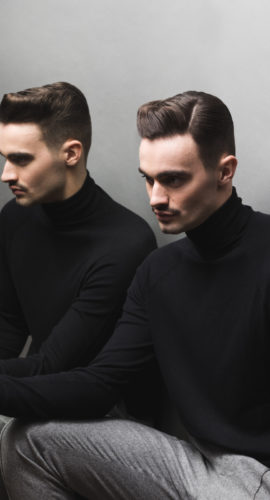 THE MEN'S CROP - Back To Basics Collection