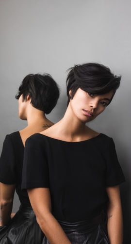 THE TRANSIENT UNDERCUT - Back To Basics Collection